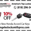 Save 10% On Your Next Honda Accord Key Replacement!