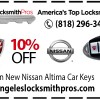 Nissan Altima Car Keys – Lost Key Replacement Savings Of 10%!