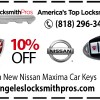 Key Replacements On All Nissan Maxima's Savings Of 10%!