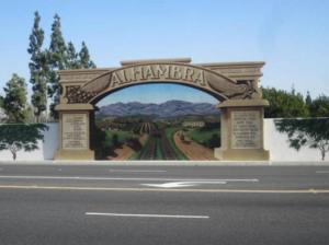Alhambra, CA