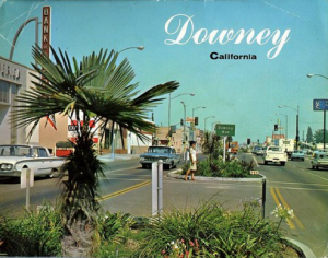 Downey California