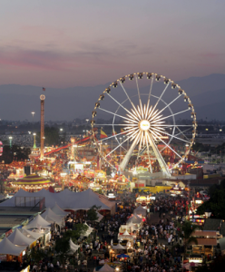 Pomona California - Los Angeles County Fair
