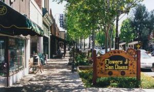 San Dimas, CA - Historic Downtown