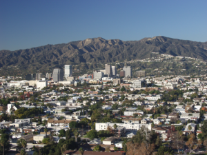 View of Glendale California
